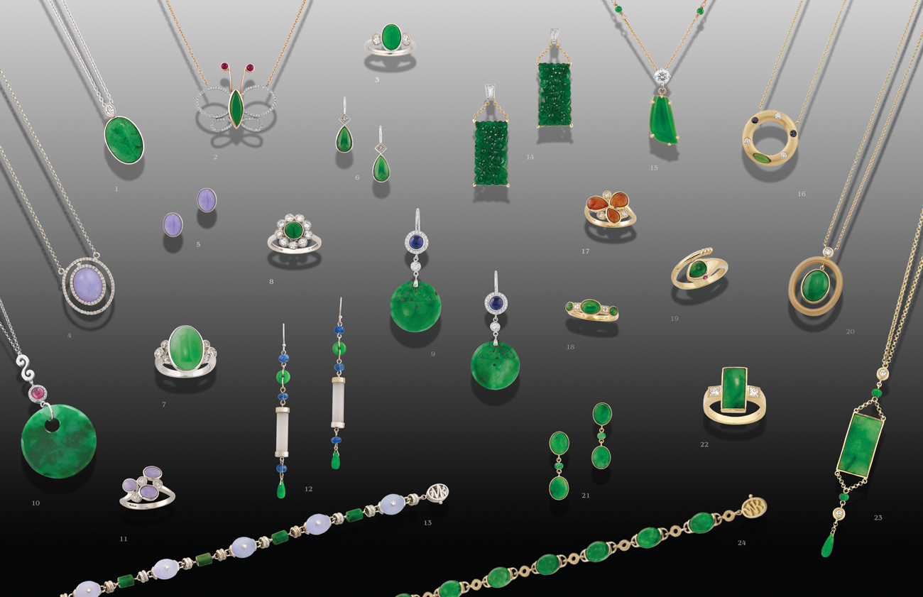 Designer Jade Collection by Kristina - Page 1