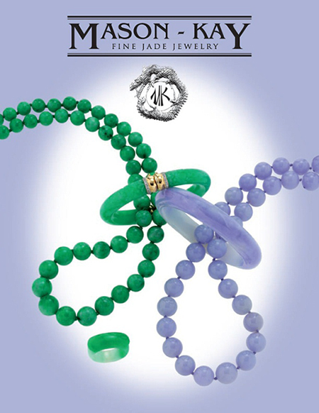 MK Jadeite Jade Jewelry Product Guide - Vol. VII Cover