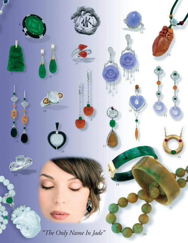 MK Jadeite Jade Jewelry Product Guide - Vol. VII Page 2